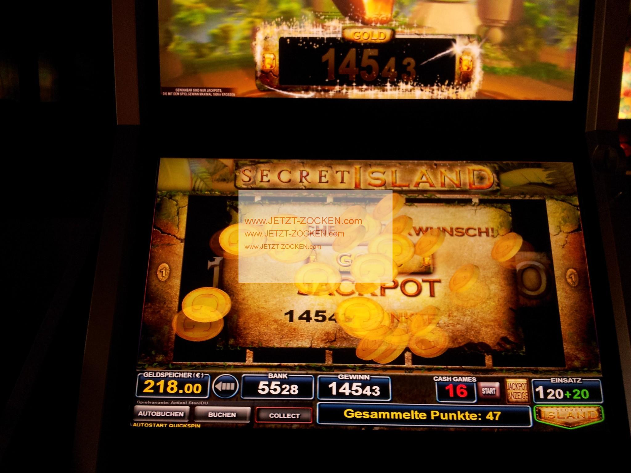 Neue Spielautomaten - 76124