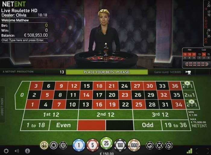Neues Live Casino OmniSlots - 21950