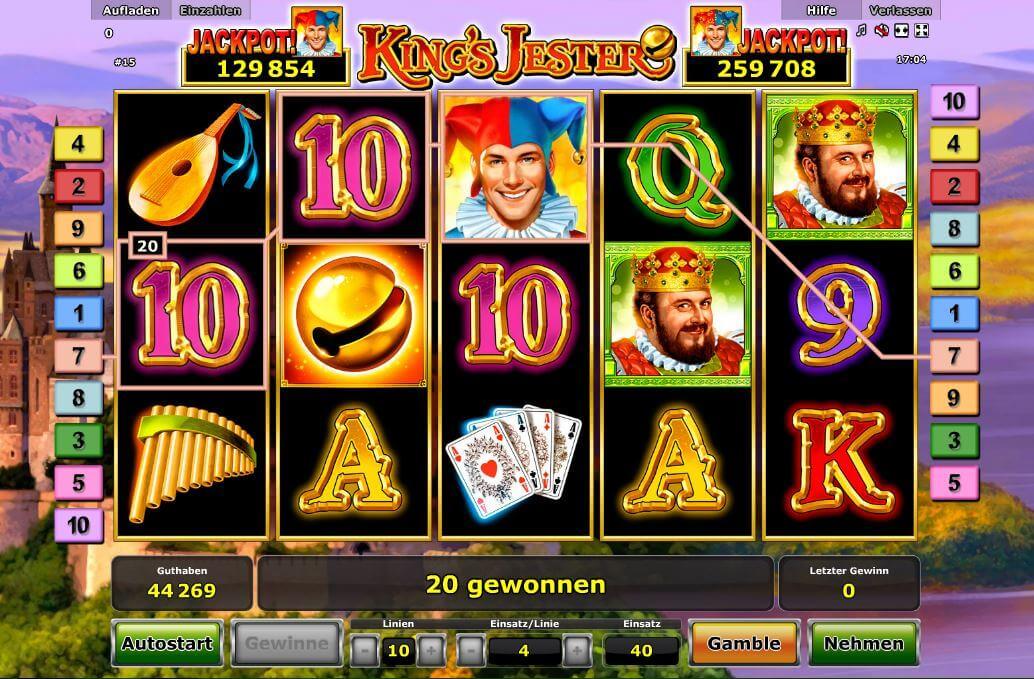 kapital für spielautomaten aufstellen