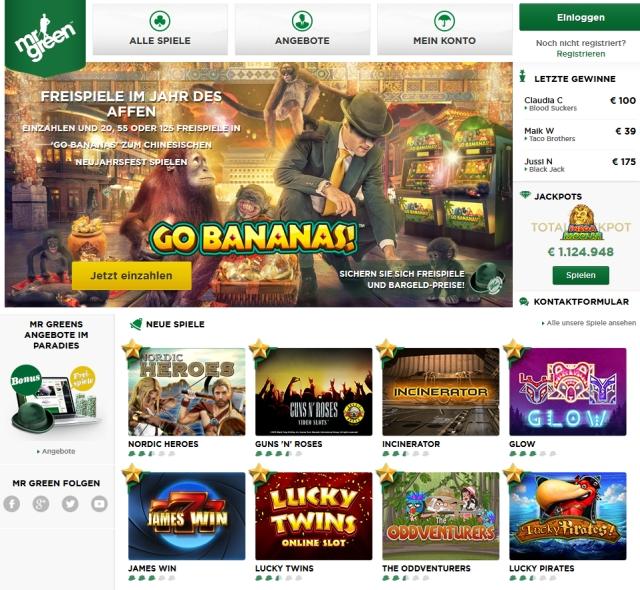 Nummer 1 Casino Mr - 87805