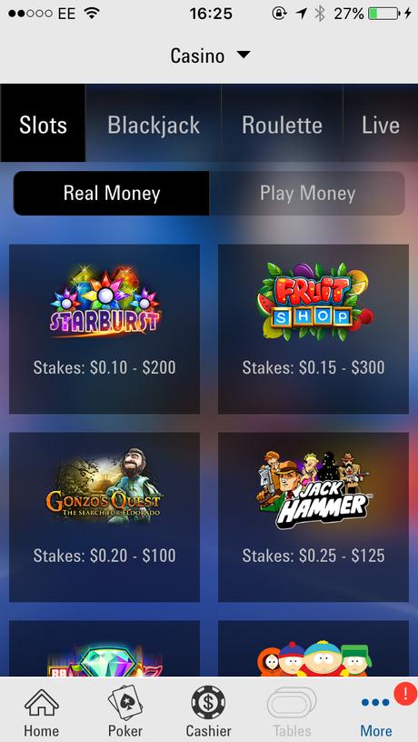 Online Casino - 6674