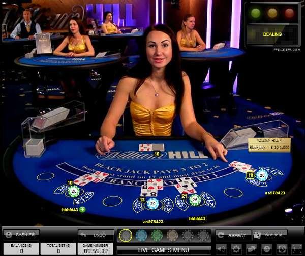 Online Casino Blackjack Live - 37069