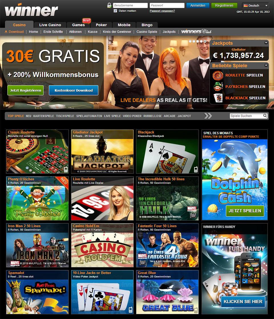 Online Casino Bonus - 97179