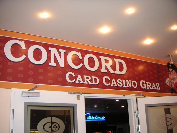 Online Casino Concord Card - 8770