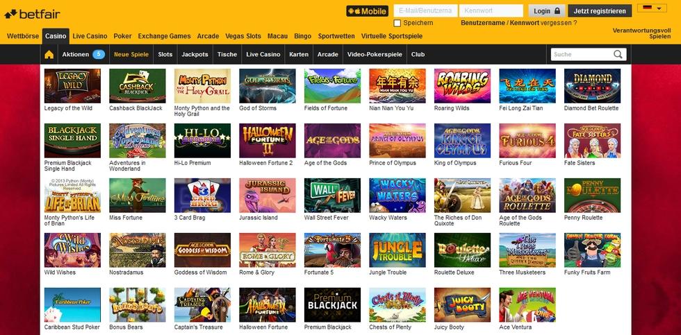 Online Casino Echtgeld - 56476