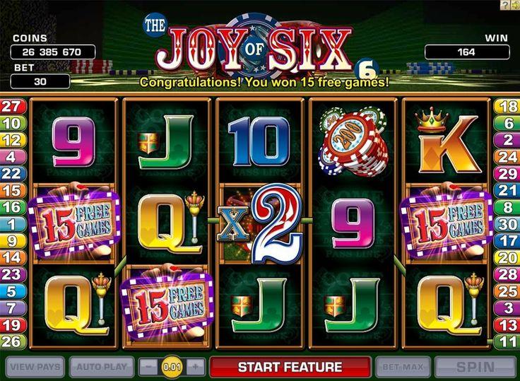 Online Casino Varianten