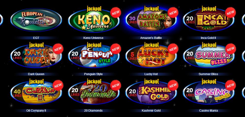 Online Casinos mit Egt - 15678