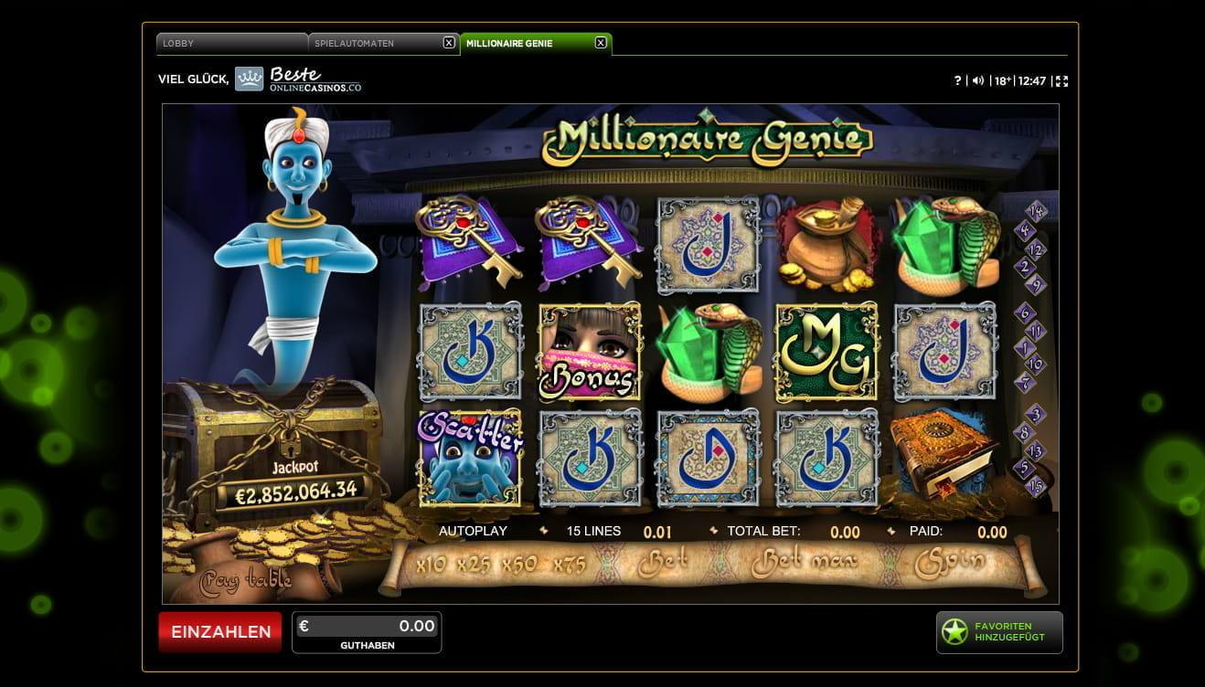 Online Casinos - 23155