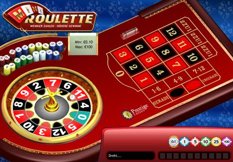 Online Roulette ohne Einzahlung - 40846