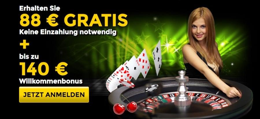 Onlinecasino Bonus - 37907