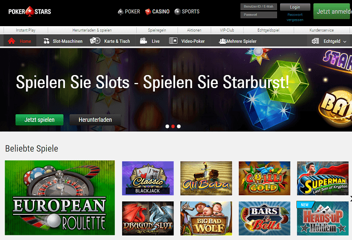 Pokerstars Casino Aktionen - 55723