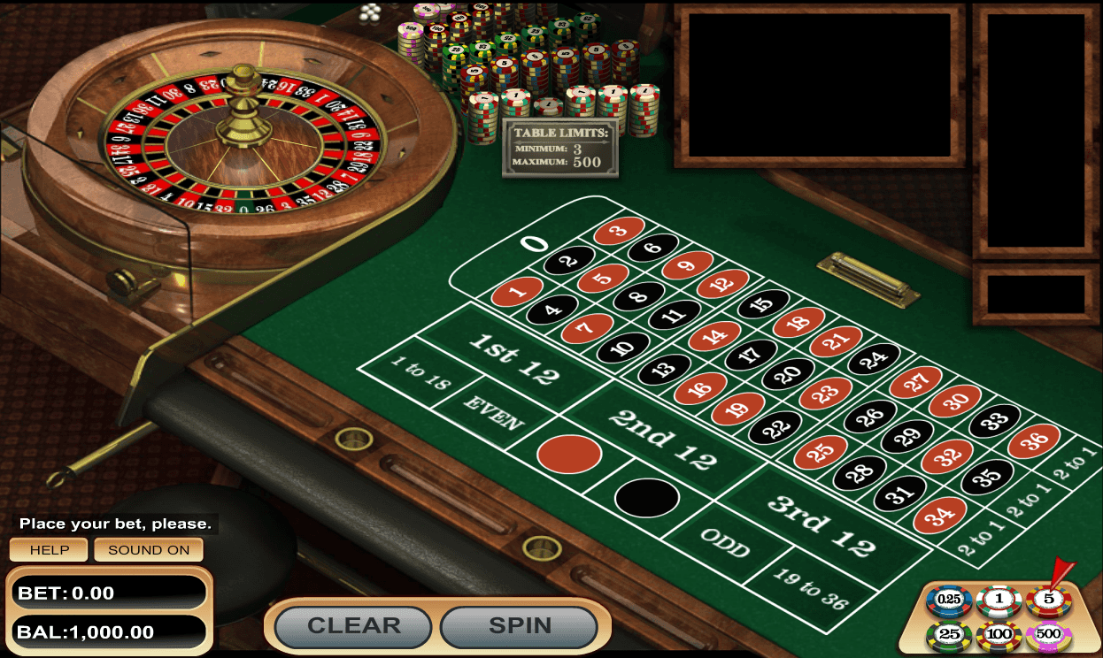 Roulette ohne Risiko PokerStars - 96646
