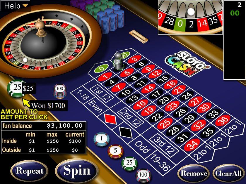 Roulette online - 99867
