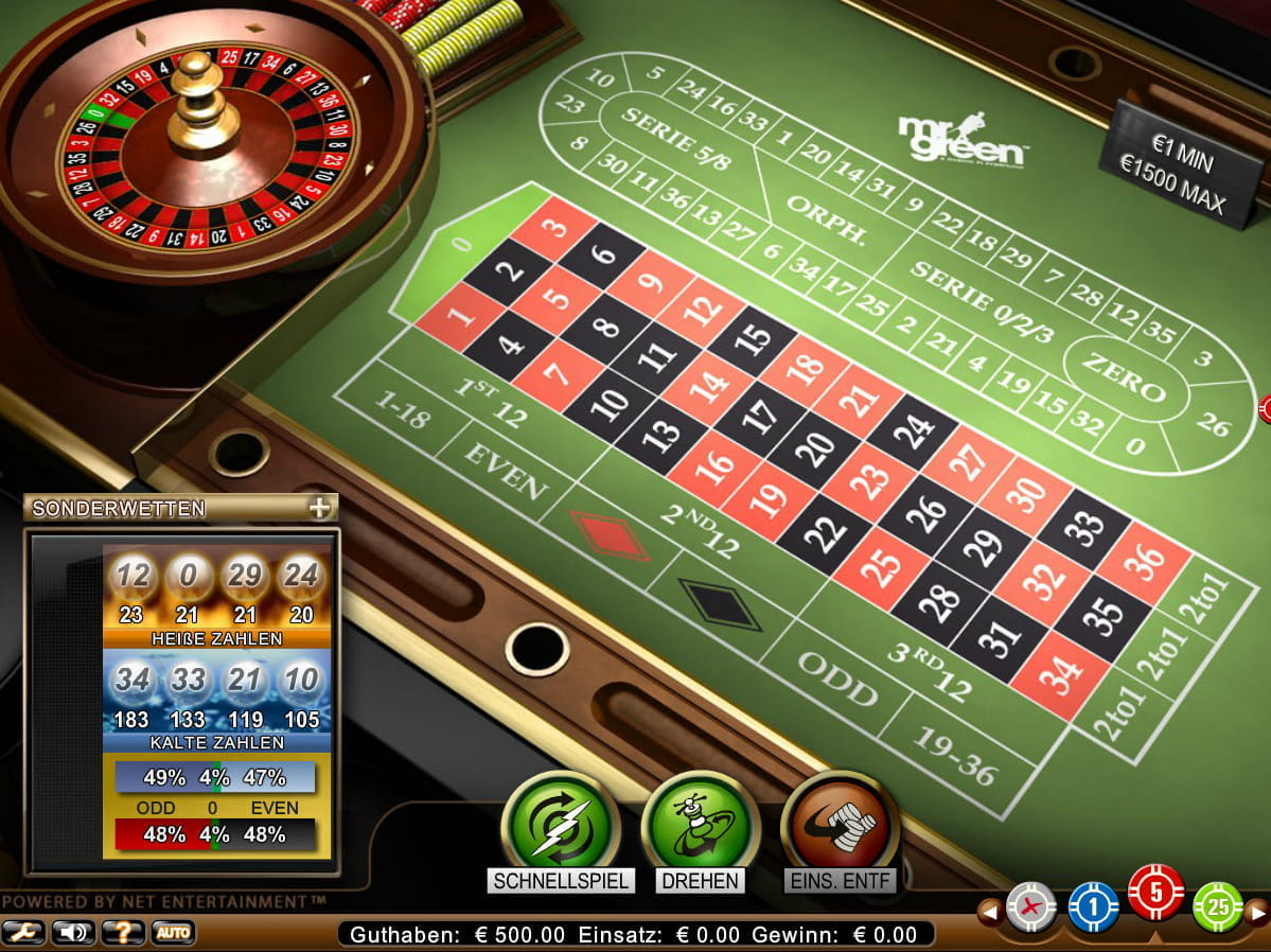 Roulette online Lord - 26895
