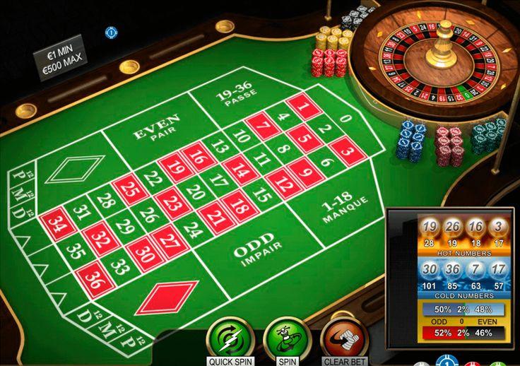 Roulette Regeln LUX - 37976