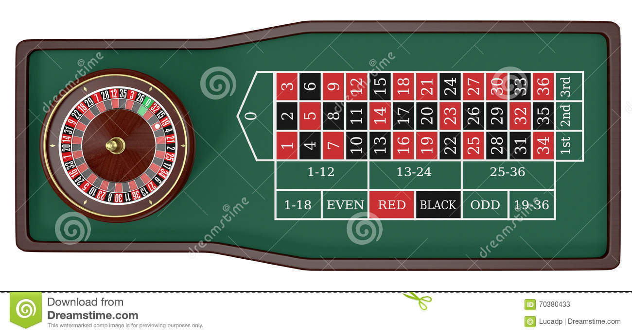 Roulette Schwarz Rot Trick