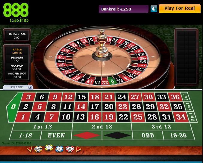Roulette Spiel - 37603