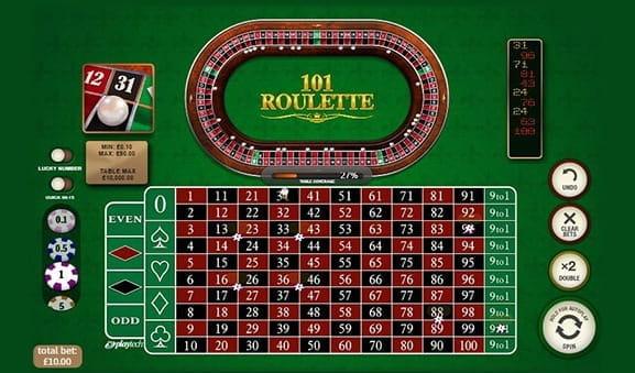 Roulette Spiel - 8769
