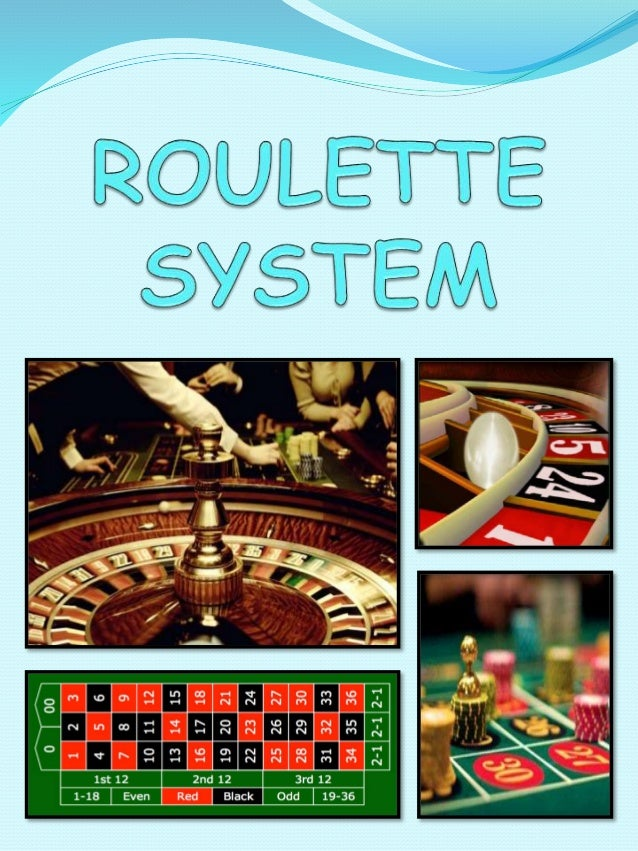 Roulette System Software - 81727
