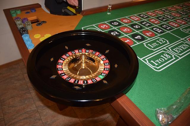 Roulette Tisch RIVO - 41372