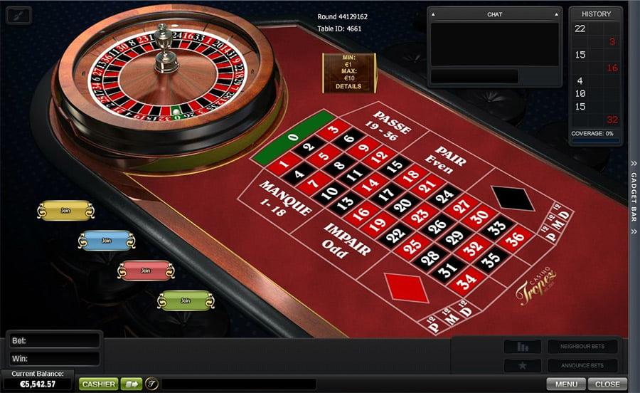 Roulette Tisch Sollentuna - 23177