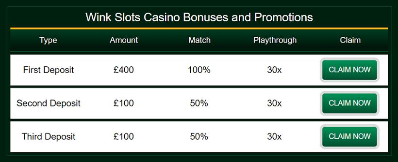 Secret Casino - 95302