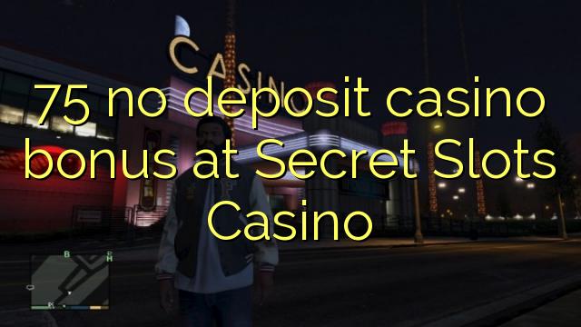 Secret Casino - 98079
