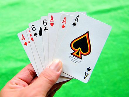 Seven Card Stud - 35935