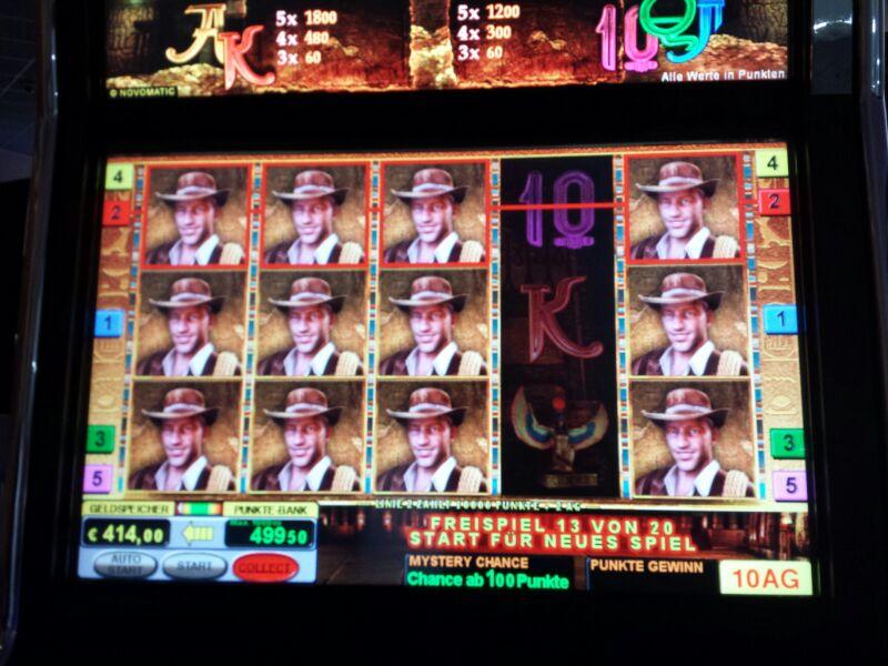 Slot Machine kostenlos spielen - 18658