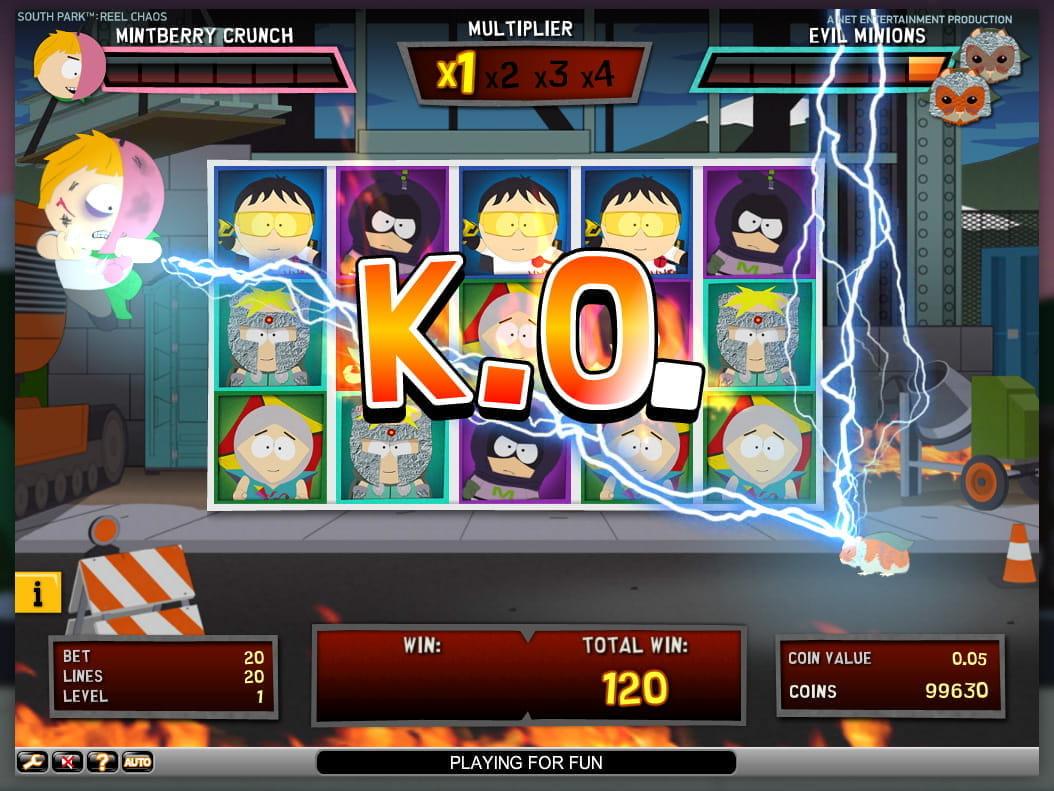Slots mit Hoher Auszahlung - 21601