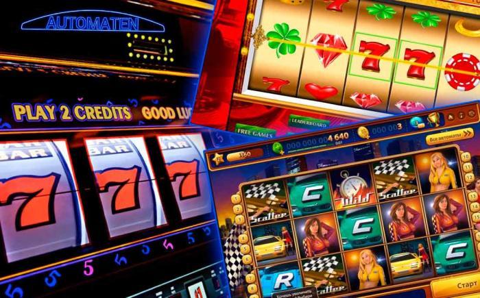 Slots Spielautomaten kostenlos - 88576