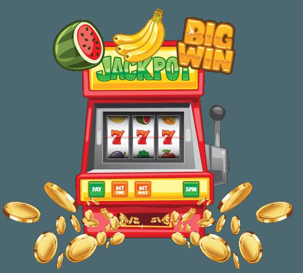 Slots Spielautomaten - 4705