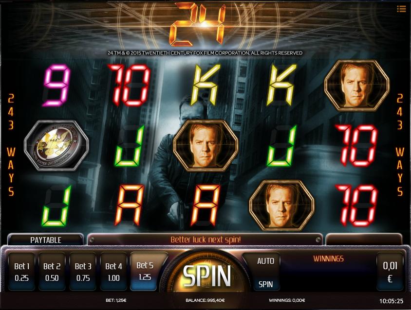 Spiel auf TV Casino - 11308