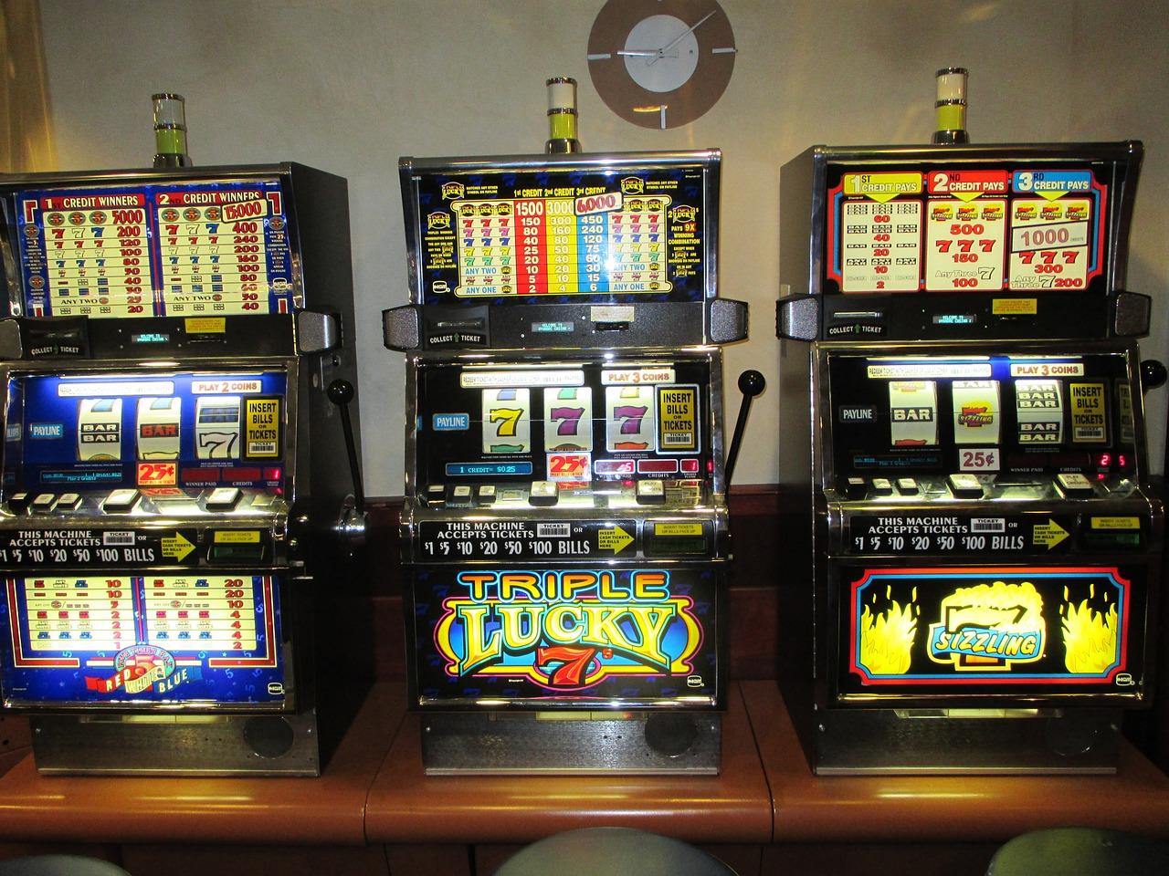 Spielautomaten Gaststätten - 69119