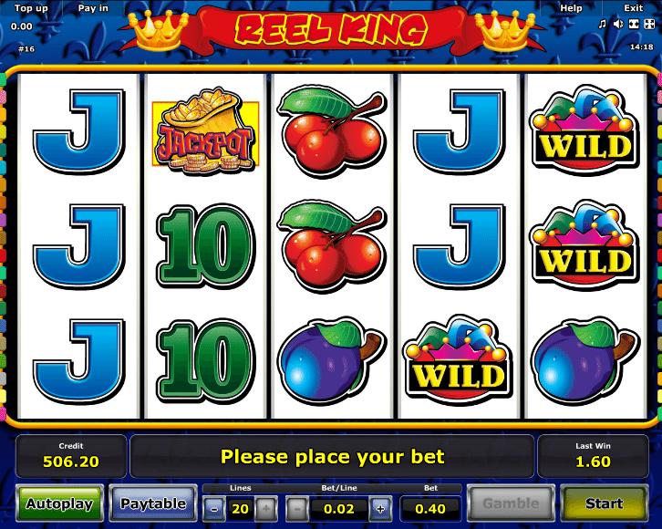 Spielautomaten kostenlos spielen - 29762