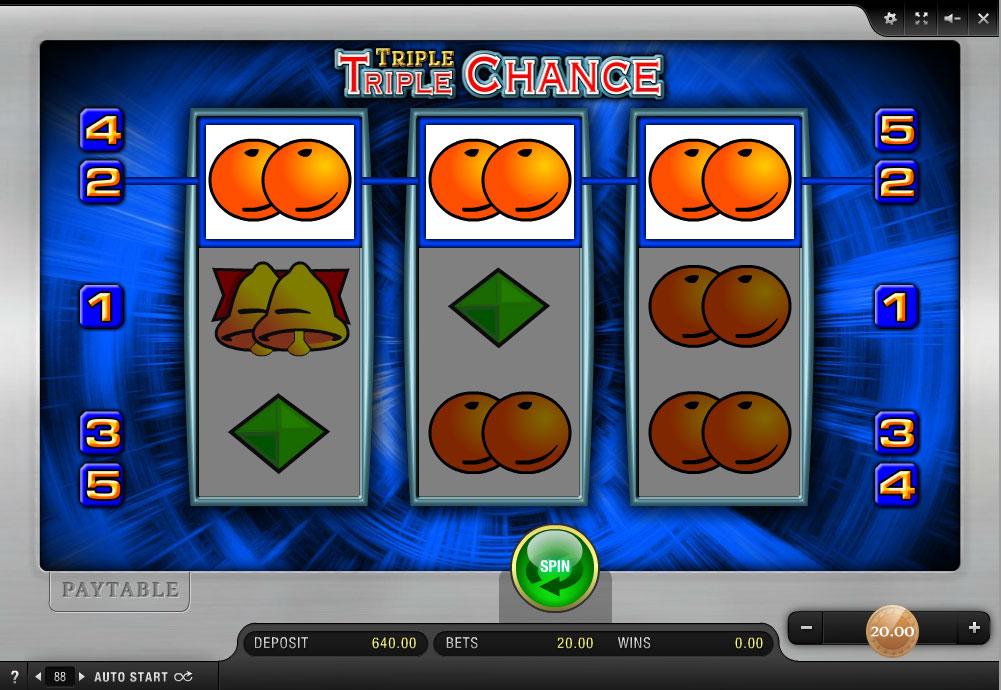 Spielautomaten online Chance - 83867