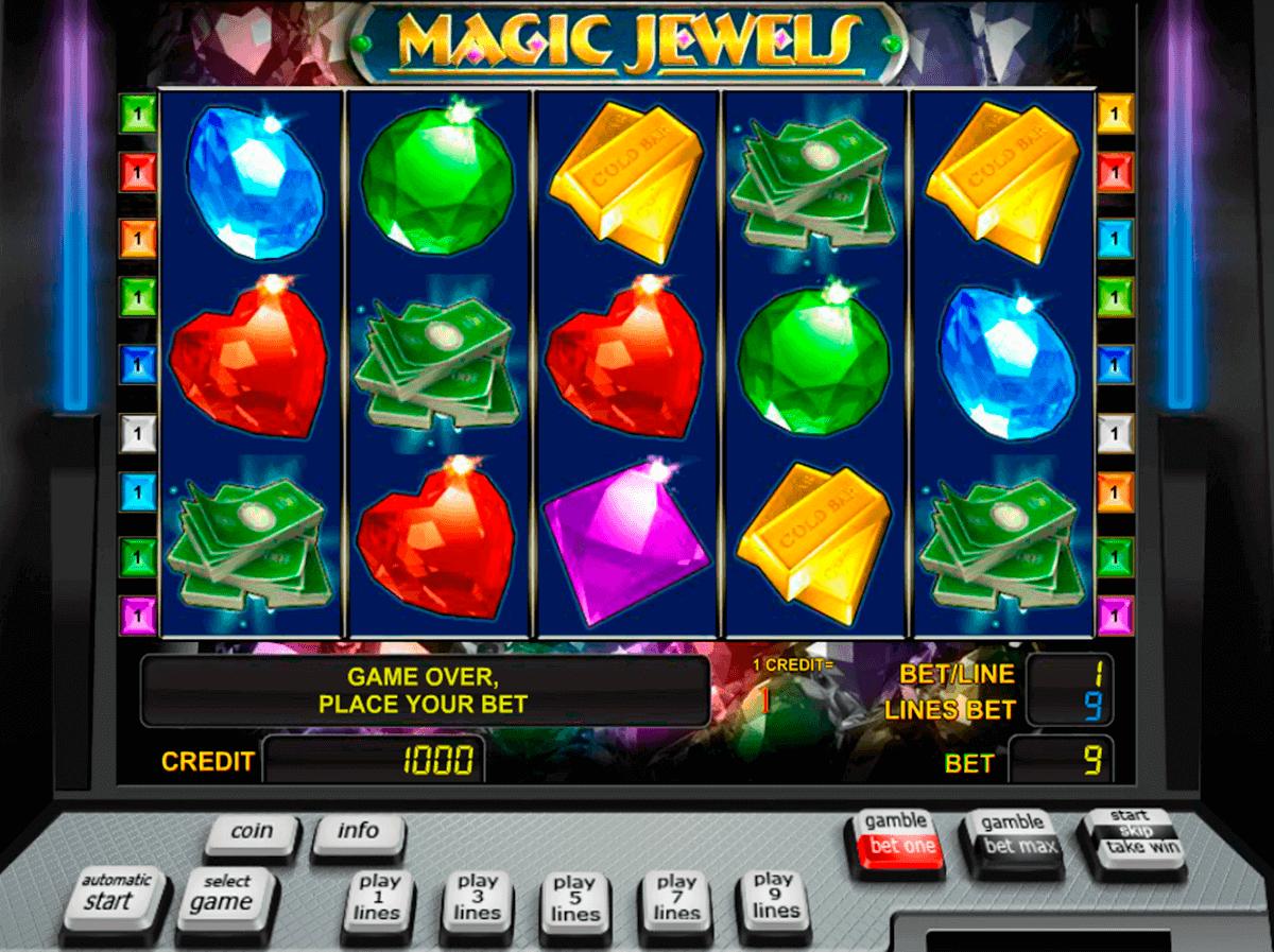 Spielautomaten online Magic - 95338