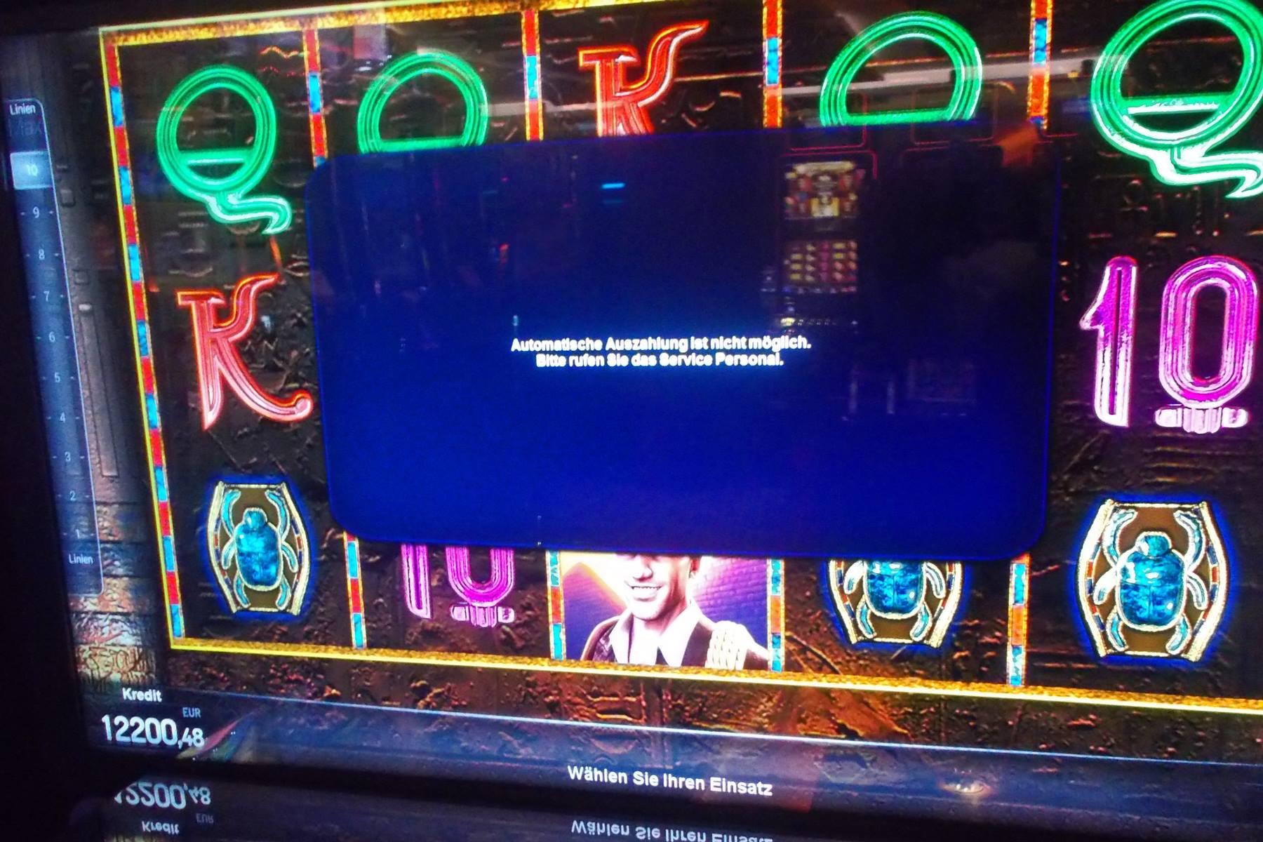 Spielbank Automaten - 87710