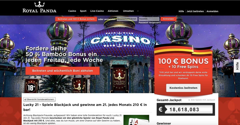 Spielbanken Deutschland Royal - 34466