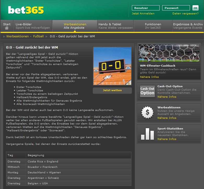Sportwetten 100 Geld zurück - 29435