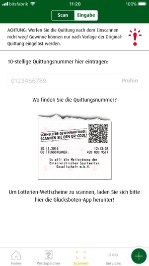 Sportwetten app Intuitiv - 50484