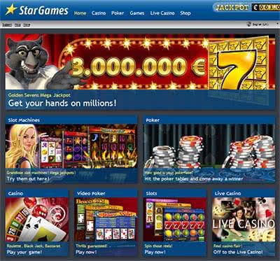 Star games Echtgeld Casino - 72454