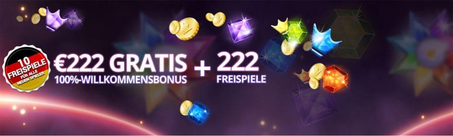 Starburst Freispiele 22bet - 3928