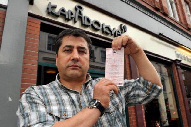 Steuerberater Lottogewinn - 57668