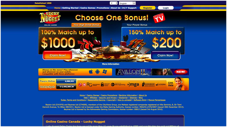 Support Casinopiele Lucky - 70823