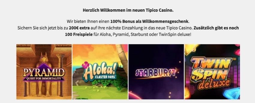 Tipico Bonus - 57518