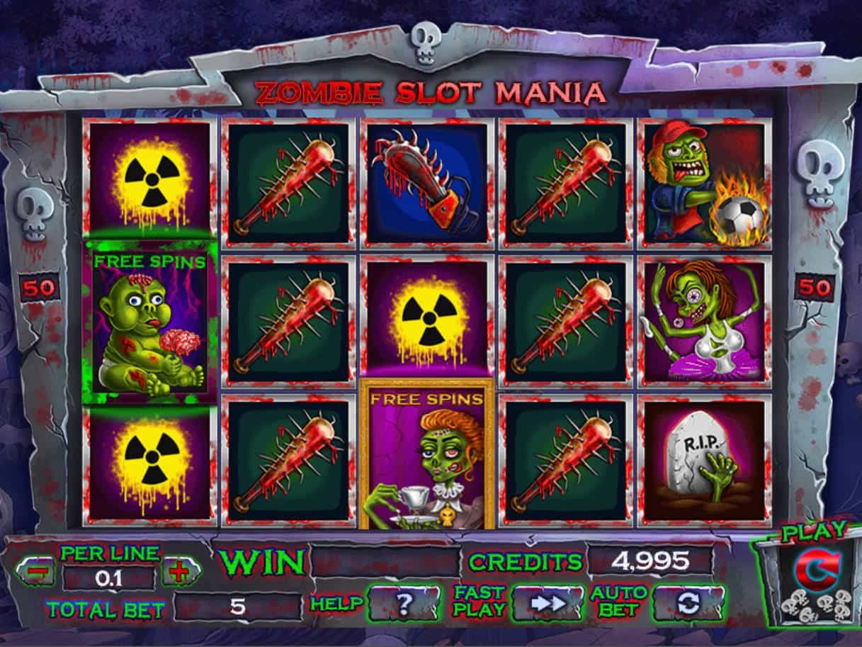 Zombies online Hopa Casino - 53626
