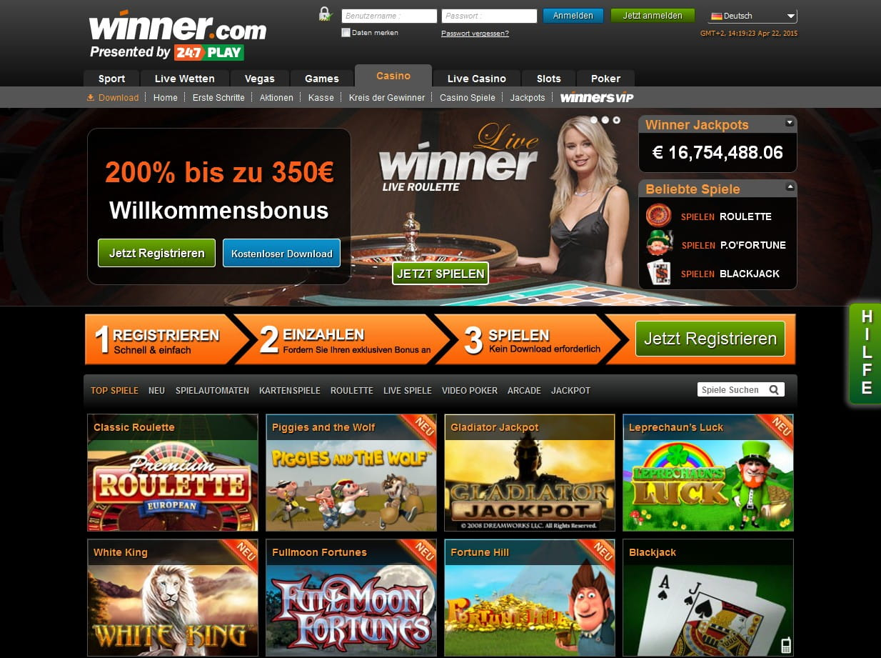 online echtgeld casino spielautomaten download